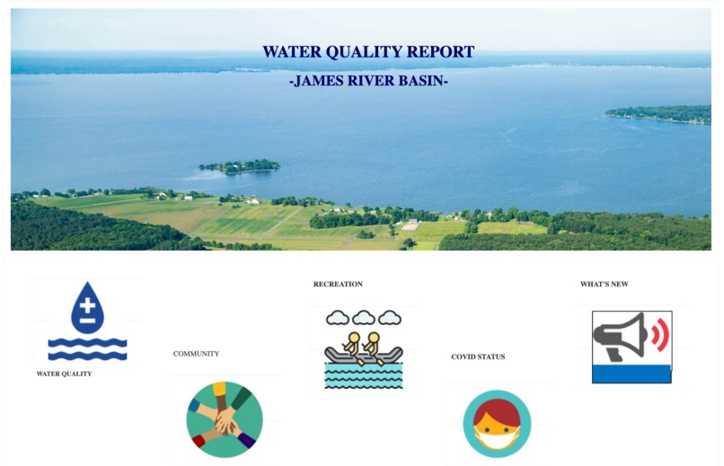 Water Quality ReportCard – screenshot 1