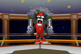 Wolfie in Sonic Adventure 2!