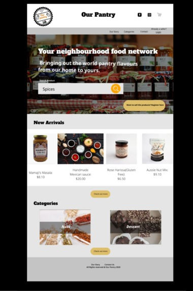 HYF - OUR PANTRY  – screenshot 1