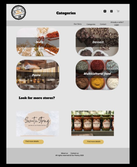 HYF - OUR PANTRY  – screenshot 2