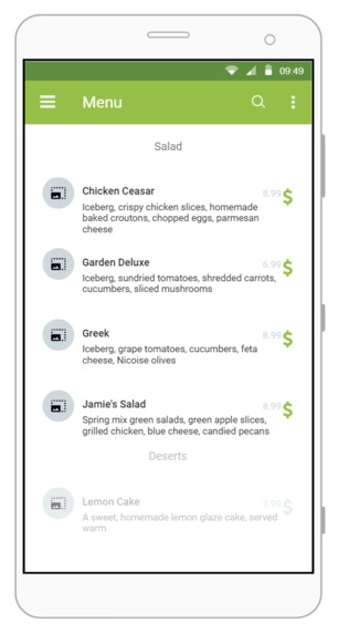Foodify – screenshot 10