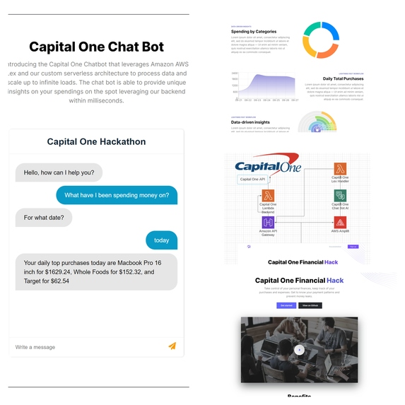 Capital One Financial Hacks – screenshot 1