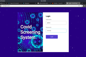 Covid Scanner