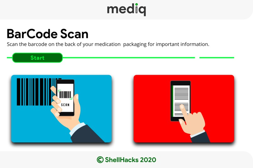 Mediq – screenshot 1