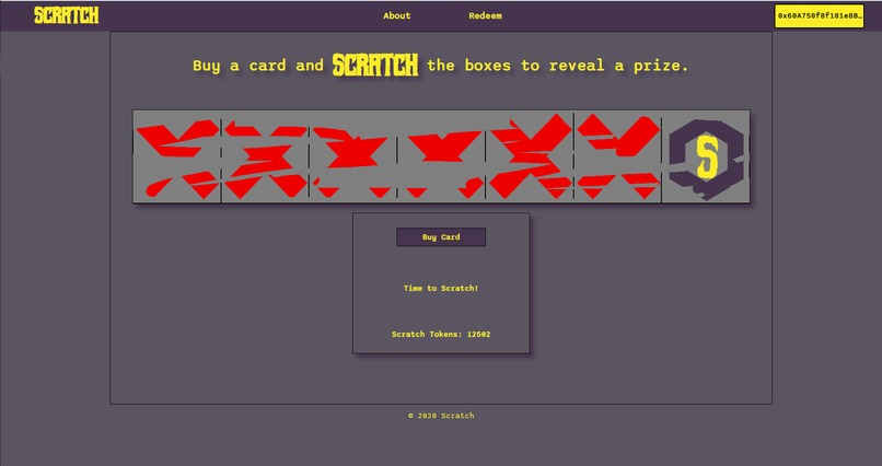 Scratch – screenshot 2