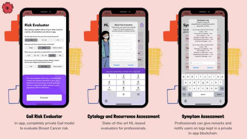 Pink+ – screenshot 3