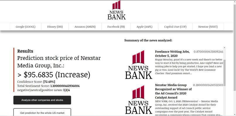 News Bank – screenshot 3