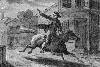 History Buffs: The Midnight Ride of Paul Revere