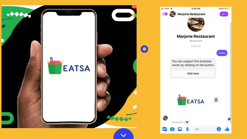 EatSA – screenshot 2
