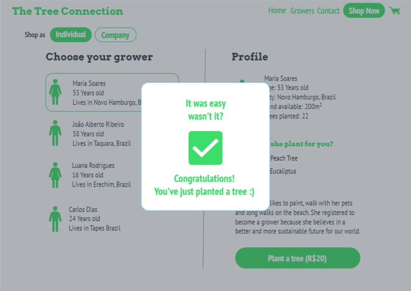 The Tree Connection – screenshot 10