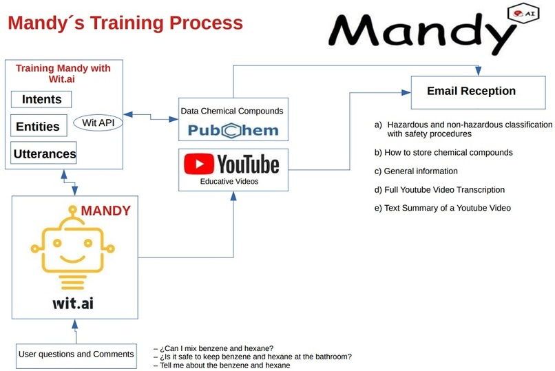 Training Mandy AI – screenshot 2