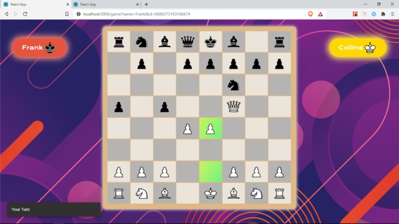 Live Chess – screenshot 2