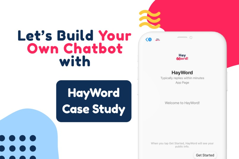 HayWord | Case Study for Making Real Word Chatbot Messenger – screenshot 4