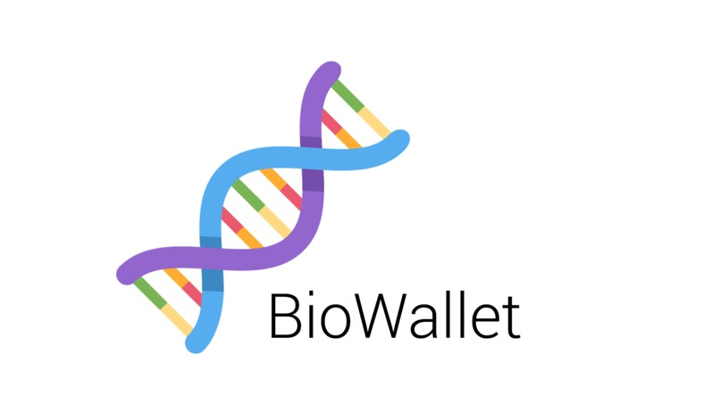 BioWallet – screenshot 1