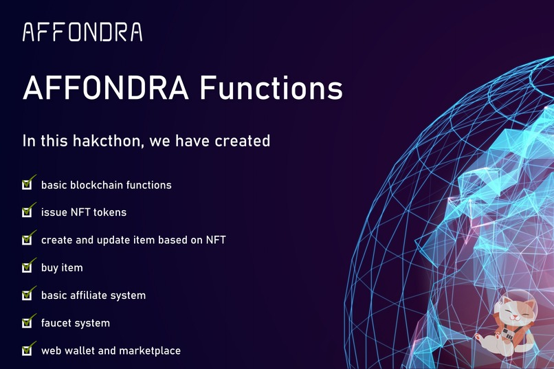 Affondra - P2P trading market -  – screenshot 9