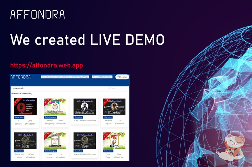 Affondra - P2P trading market -  – screenshot 11