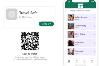Travel Safety App