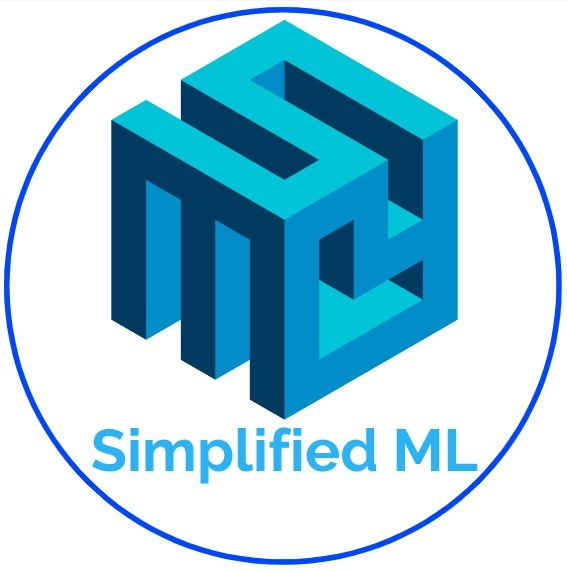 Simplified ML App – screenshot 1