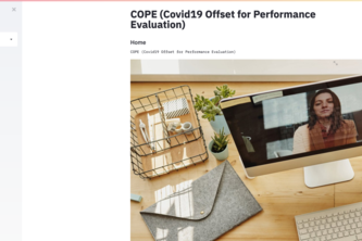 COPE (Covid19 Offset for Performance Evaluation)