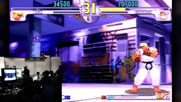 Blind Accessibility Mode for Street Fighter III: 3rd Strike – screenshot 2