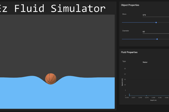 Ez Fluid Simulator