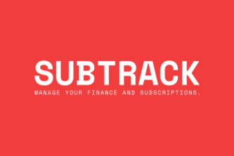 Subtrack: Track your Subscription