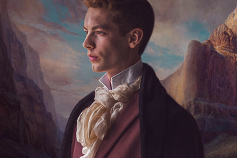 A Series of 18th Century Photoshop Portraits