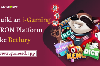 Build an i-Gaming TRON Platform like Betfury