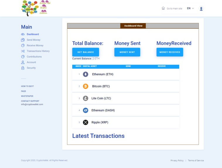 Mexa Wallet – screenshot 3