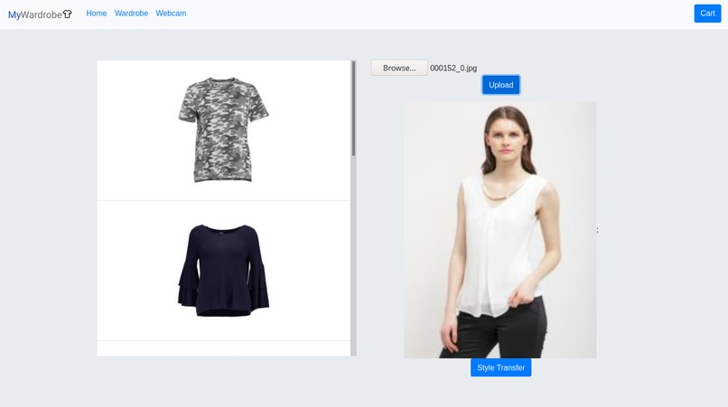 MyWardrobe – screenshot 4