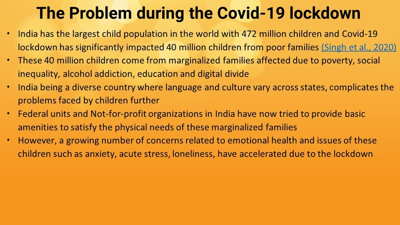 WeMindYou App - Emotional Well-Being of Kids during Covid-19 – screenshot 12