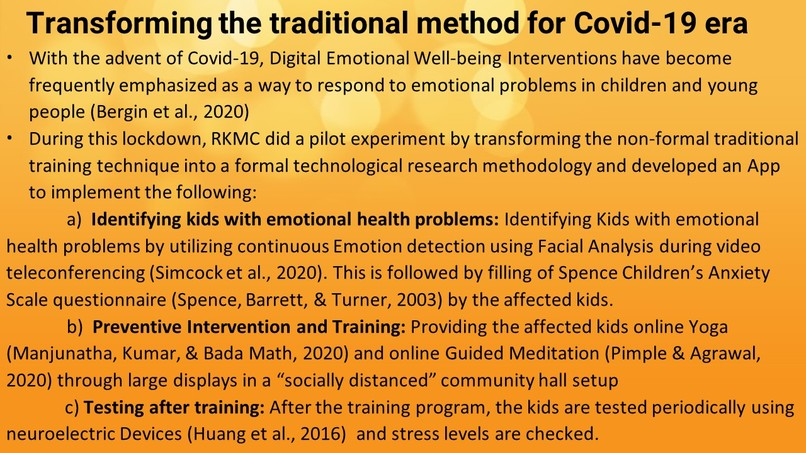 WeMindYou App - Emotional Well-Being of Kids during Covid-19 – screenshot 15