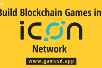 Build Blockchain Game in ICON network