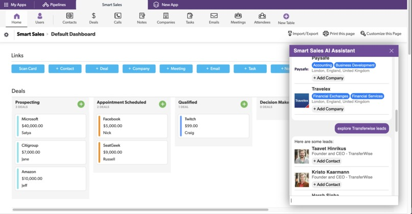 Smart Sales - Sales automation tools to close more deals – screenshot 12