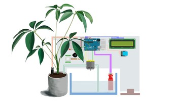 ESE 519 - Smart Plant-caring System