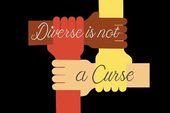 diverse is not a curse