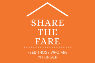 SHAREtheFARE - Feed those who are in hunger