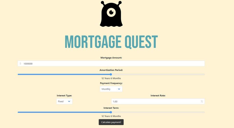 Mortgage Quest – screenshot 1