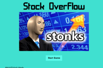 Stock Overflow