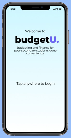 budgetU. – screenshot 1