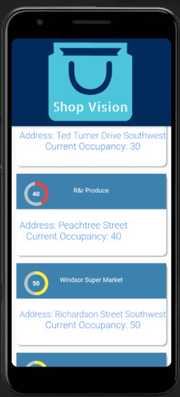 Shop Vision – screenshot 1