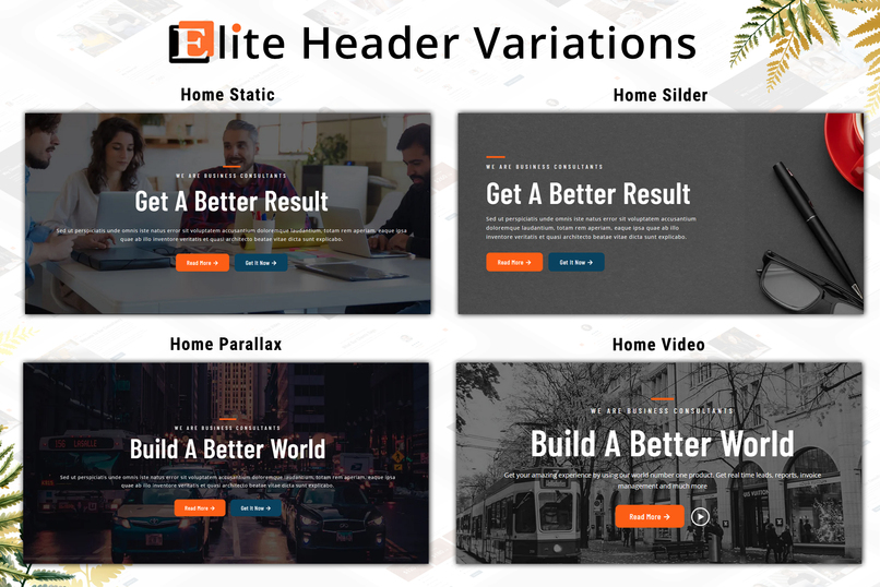 Elite - HubSpot CMS Theme – screenshot 6