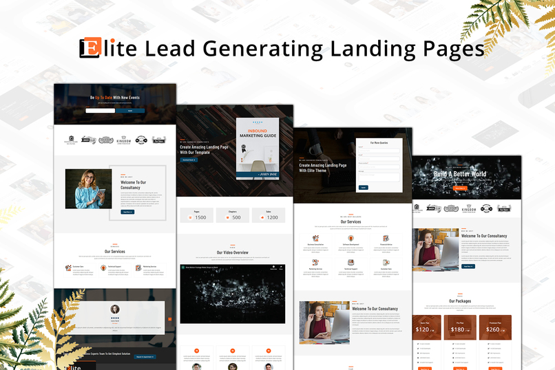 Elite - HubSpot CMS Theme – screenshot 10