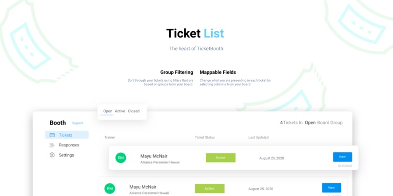 Ticketbooth – screenshot 2