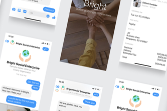 Create Smarter Messenger Experiences on Facebook with Bright