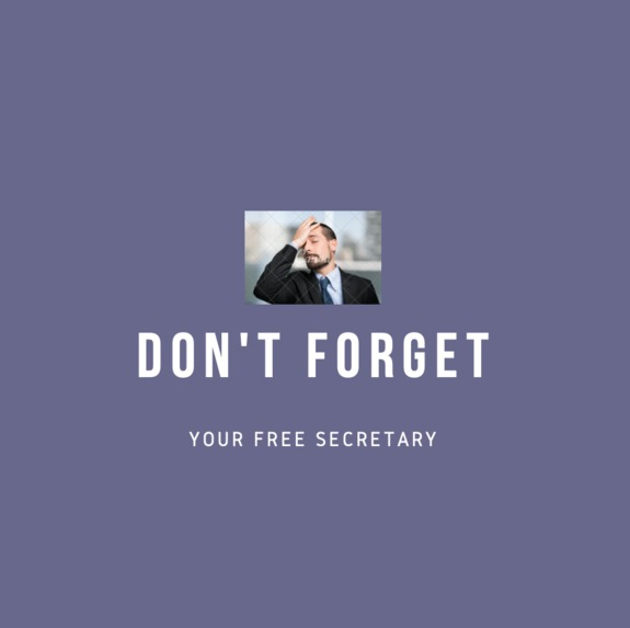 Don't Forget – screenshot 1
