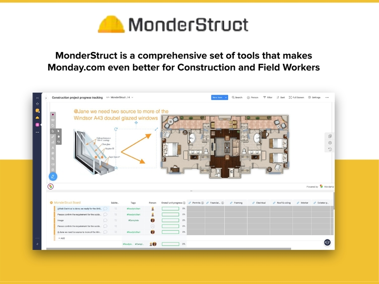 MonderStruct - Tools for construction & field workers – screenshot 1