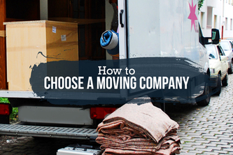 Things to Consider When Choosing a Moving Company