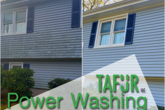 Power washing in Fairfield CT