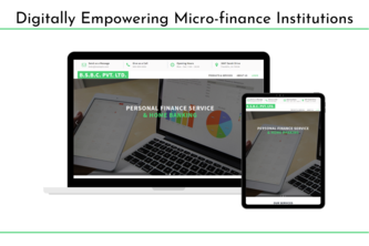 Digitally empowering Micro-finance Institutions